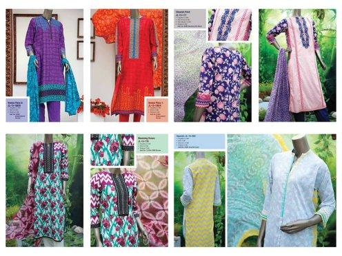 Junaid Jamshed Summer Collection 2015 Volume 2 For Women 001