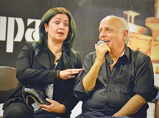 Mahesh and Pooja Bhatt in Karachi, a Great Experience