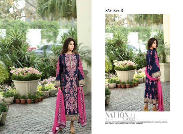 Nation By Riaz Arts Summer Collection 2015 Volume 1 For Women 0014