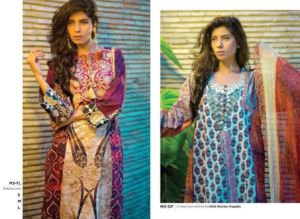 Shamaeel Ansari Summer Collection 2015 For Women 004