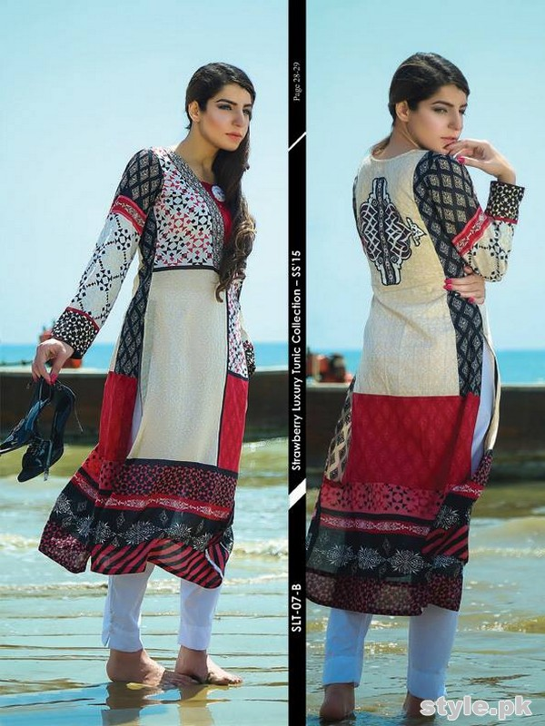 Strawberry Summer Collection 2015 For Girls 4
