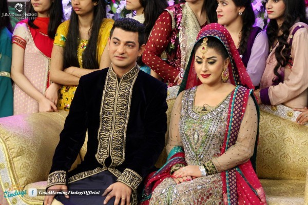Laila Got Engaged To Meera's Brother Ahsan