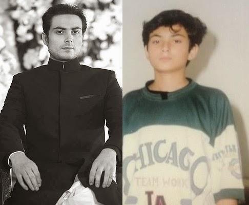 bilal lashari teenage pic