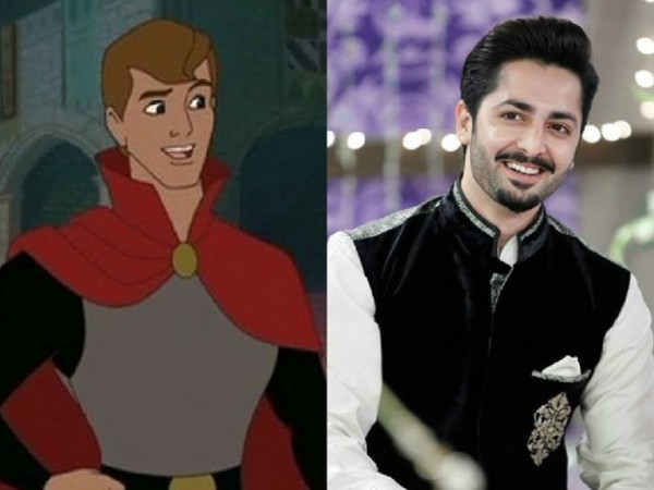 danish taimoor as prince phillip Pakistani Actors That Could Play Disney Heroes Part-1