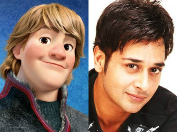 faisal qureshi as kristoff
