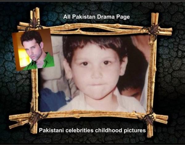 pakistani model abdullah