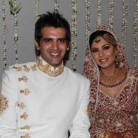 Sunita Marshall & Hassan Ahmed