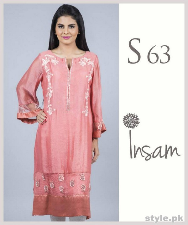 Insam Summer Dresses 2015 For Girls 4