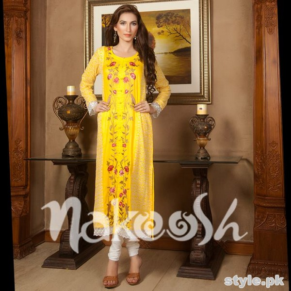 Nakoosh Summer Collection 2015 For Girls 5