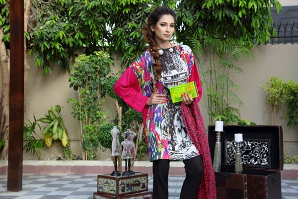 Nida Khurram Pret Summer Collection 2015 For Women008