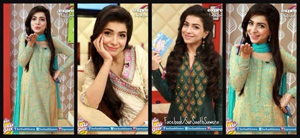 Pakistani Host Dua Malik Biography And Pictures0014