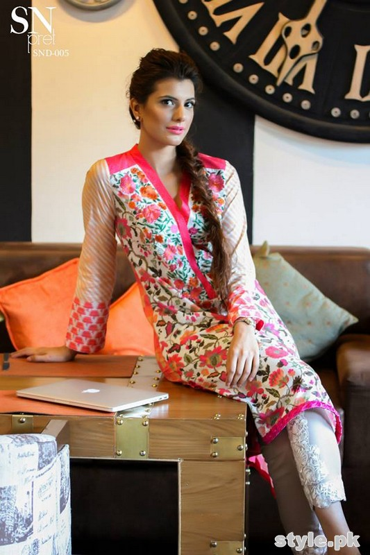 Sobia Nazir Pret Wear Collection 2015 For Women 6