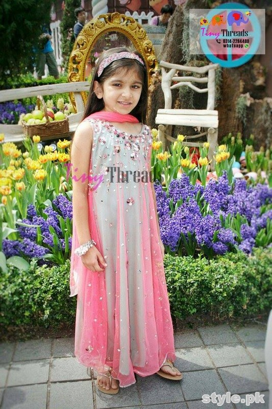 Tiny Threads Eid Collection 2015 For Kids 14