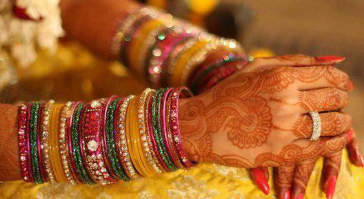 Tradition of Bangles in Pakistan