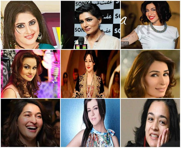 Which Pakistani Actresses Don't Look Their Real Age
