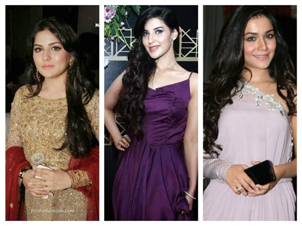 Which Pakistani Female Celebrities Don't Need Hair Extensions