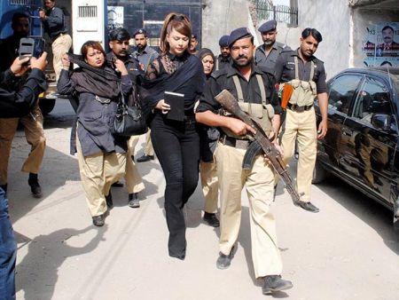 See Pakistani Celebrities who went to jail