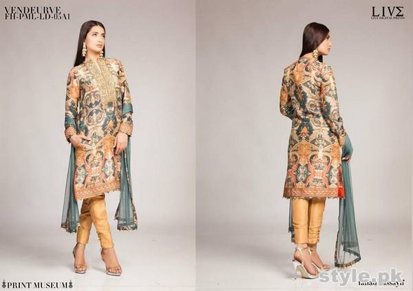 Fahad Hussayn Eid Dresses 2015 For Women 5