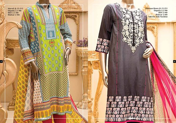 Junaid Jamshed Eid Collection 2015 For Women0015
