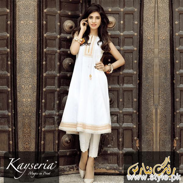 Kayseria Eid Dresses 2015 For Women 1