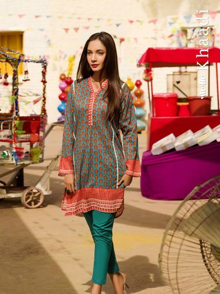 Khaadi Eid Collection 2015 For Women007