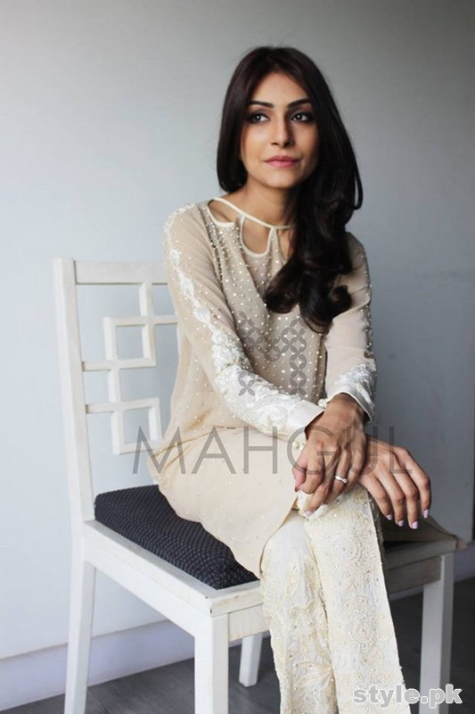 Mahgul Eid Collection 2015 For Girls 2