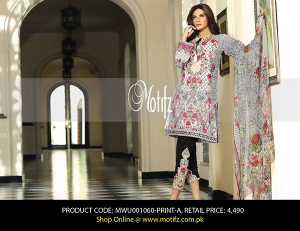 Motifz Eid Collection 2015 For Women0011