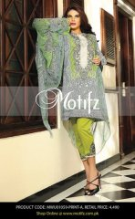 Motifz Eid Collection 2015 For Women008