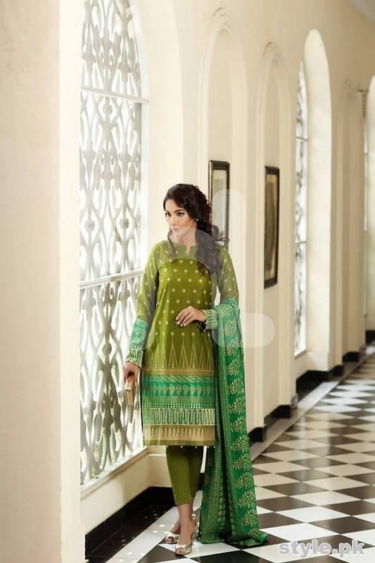 Nishat Linen Eid Collection 2015 For Women 2
