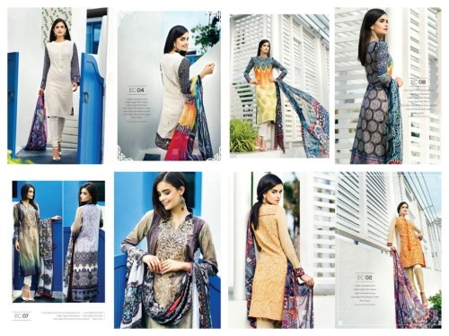 Resham Ghar Eid Collection 2015 For Women