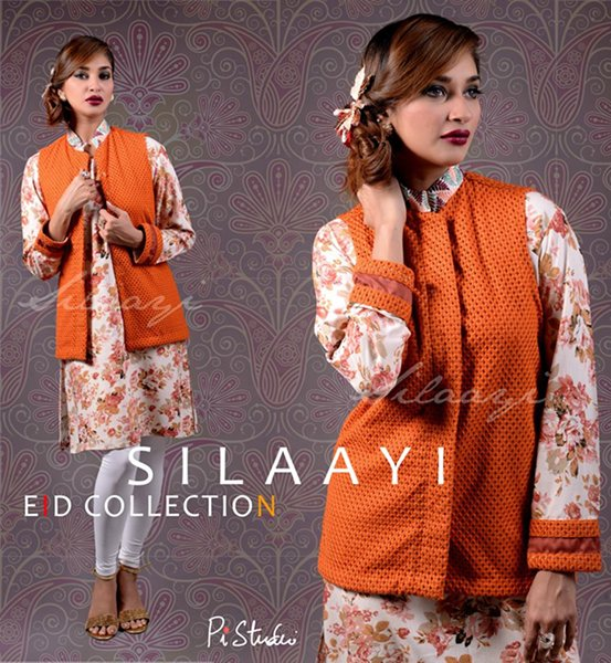 Silaayi Eid Collection 2015 For Women003