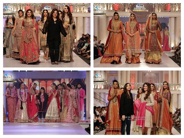 Telenor Bridal Couture Week 2015 Day 1