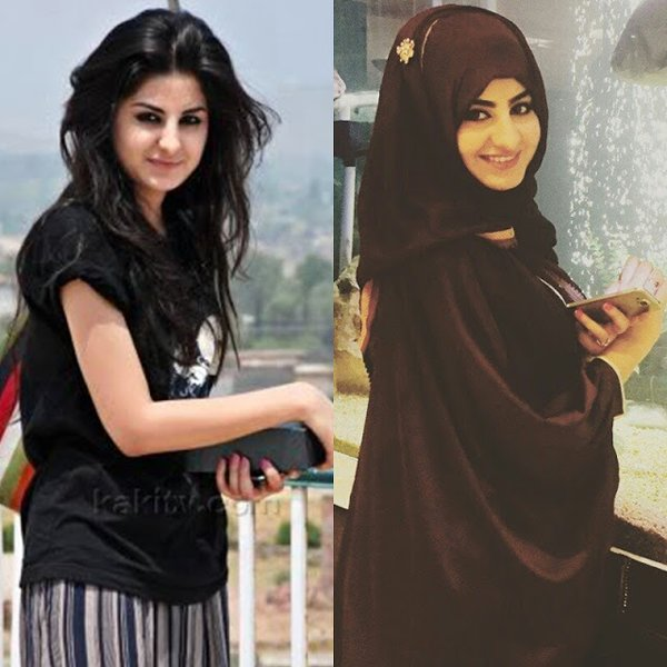Which Pakistani Celebrities Left Showbiz And Become Religious Scholars003
