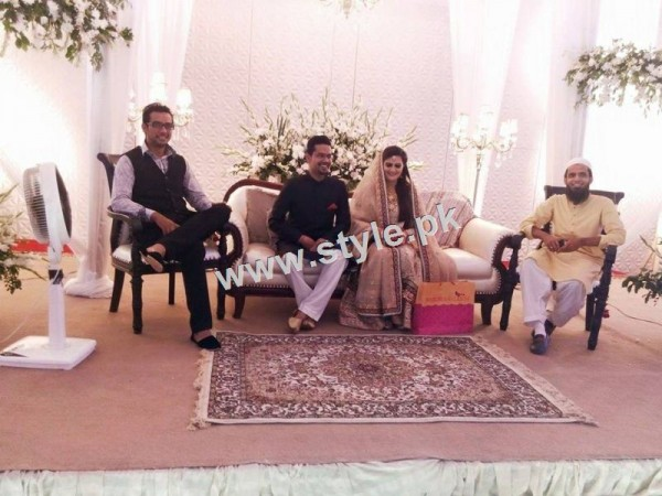 See Complete Wedding pictures of Ali Gul Pir