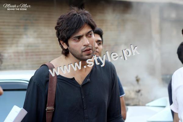 """Fahad Mustafa as """"Meer Taqi Meer"""" in Mah e meer"""