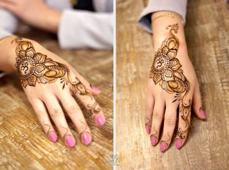 See Latest Mehndi designs of 2015 for EID