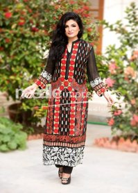 Needle Impressions Ready To Wear Eid Collection 2015 For Women001