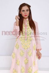 Needle Impressions Ready To Wear Eid Collection 2015 For Women0010