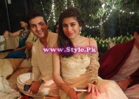 See Pakistani Celebrities who tied knot with other Pakistani Celebrities