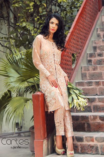 Pasho Party Wear Collection 2015 For Women