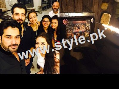 Pictures of Humayun Saeed's success party 16