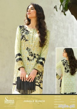 Saira Rizwan Eid Dresses 2015 For Girls 3