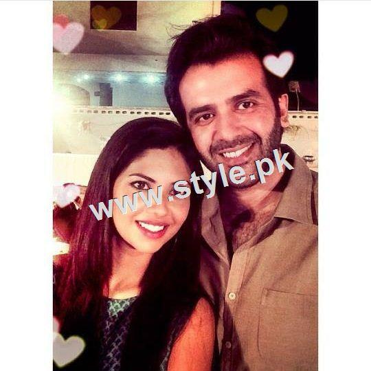 Top 18 Couples of Pakistani Celebrities 11