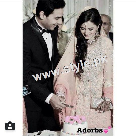 Top 18 Couples of Pakistani Celebrities 16