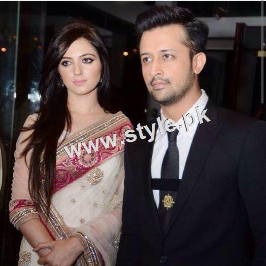 Top 18 Couples of Pakistani Celebrities 4