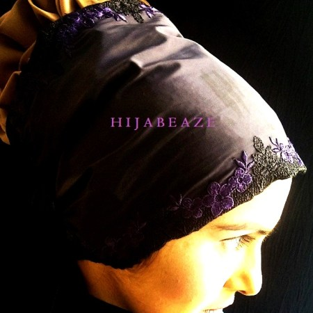 See underscarves collection of Hijabeaze 2015 by Urooj Nasir