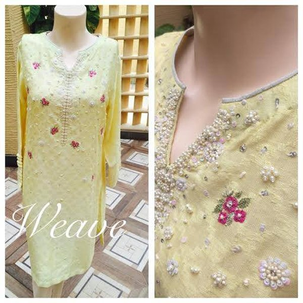Weave Casual Wear Collection 2015 For Women006