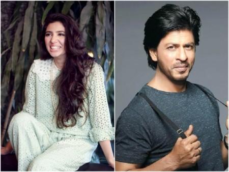 See What Mahira Khan says about Shahrukh Khan