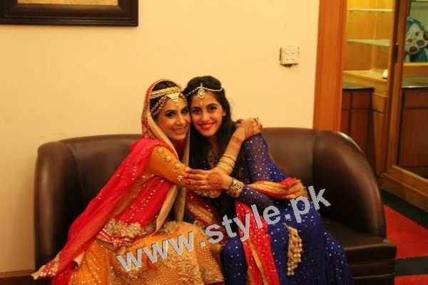 Asad Siddiqui's Wedding pictures (4)