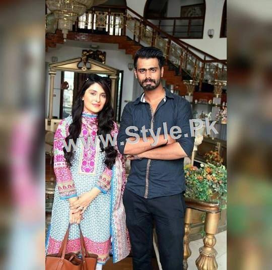 See Ayeza Khan's upcoming drama is POSHAK